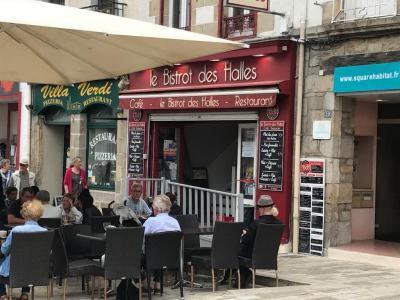 Carrier - Café bar - Auray