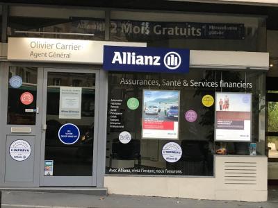 Allianz Carrier Olivier Agent General - Société d'assurance - Paris