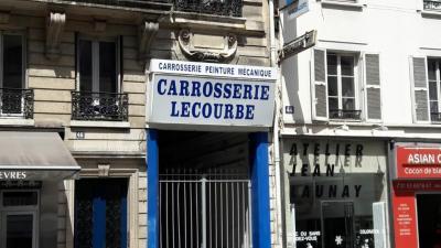 Lecourbe - Garage automobile - Paris