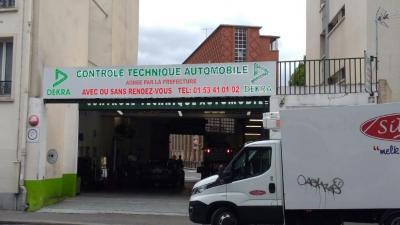 Carsur - Contrôle technique de véhicules - Paris