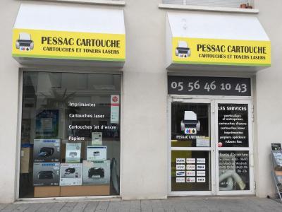 Pessac Cartouche - Vente de matériel et consommables informatiques - Pessac