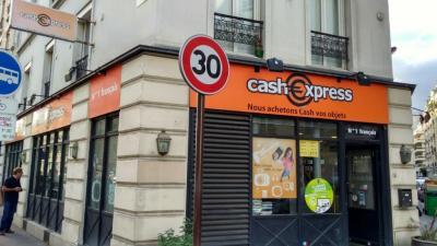 Cash Express - Dépôt-vente de meubles - Paris
