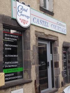 Castel Courtage - Courtier en assurance - Pont-du-Château