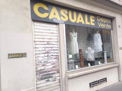 Depot Vente Casuale - Siège social - Orléans