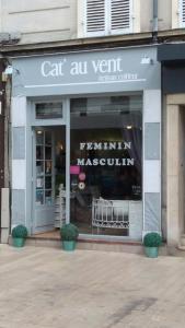 Cat au Vent - Coiffeur - Vincennes