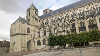 Cathédrale Saint-Étienne - Église catholique - Bourges