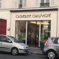 Catherine Chauvigné - PARIS
