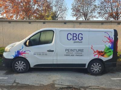 Cbg - Entreprise de peinture - Ris-Orangis
