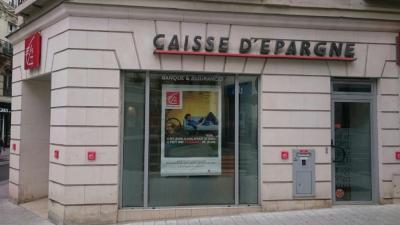 Caisse Epargne Bretagne Pays De Loire - Banque - Angers