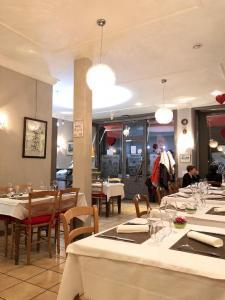 Cebu L'Horloge Gourmande - Restaurant - Tassin-la-Demi-Lune