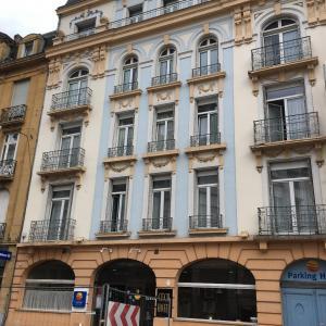 Cécil'Hôtel - Hôtel - Metz