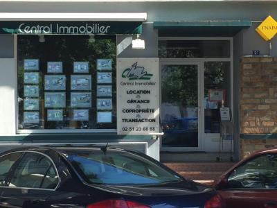 Central Immobilier Snc - Syndic de copropriétés - Les Sables-d'Olonne