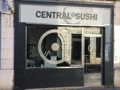 Central Sushi - Restauration à domicile - Besançon
