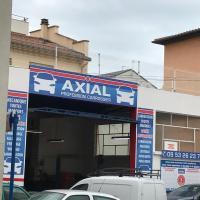 Centre Auto Blum Réseau Axial - VILLEURBANNE