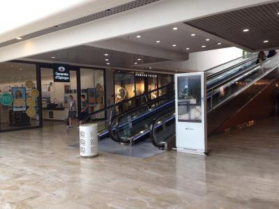 Centre Commercial Centre Deux - Parking - Saint-Étienne