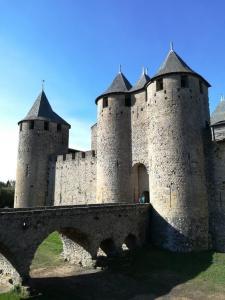Centre Des Monuments Nationaux Château Comtal - Sites et circuits de tourisme - Carcassonne