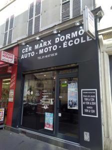Centre Education Routier Marx Dormoy - Auto-école - Paris