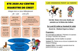 Centre Equestre De Crest