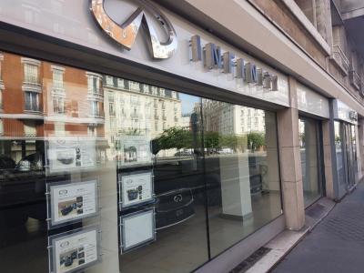 Centre Infiniti Paris Champerret - Concessionnaire automobile - Paris