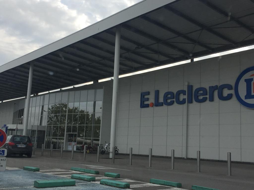 Centre Leclerc Cherbourg En Cotentin Supermarchés
