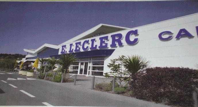 Centre Leclerc Urrugne Station Service Adresse Avis