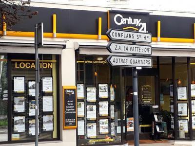 Century 21 - Agence immobilière - Herblay-sur-Seine