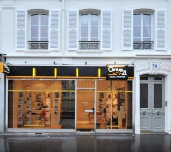 Century 21 Etude Duvernet BOW WINDOW - Agence immobilière - Paris