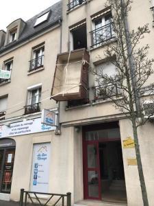 Céphas - Laurent Blondel - Déménagement - Fontenay-sous-Bois