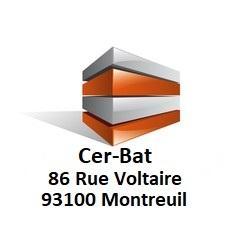 Cer-bat Montreuil - Constructeur de maisons individuelles - Montreuil