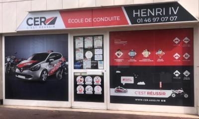 C.e.r. - Auto-école - Suresnes