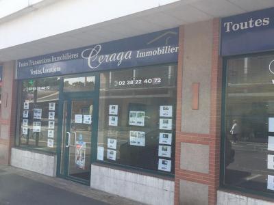 Ceraga Immobilier - Agence immobilière - Orléans