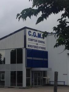 Comptoir General De Miroiterie Et Vitrerie CGMV - Menuiserie PVC - Brive-la-Gaillarde