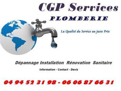 Cgp Service - Plombier - Fréjus