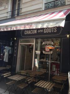 Chacun Ses Gouts - Glacier - Paris