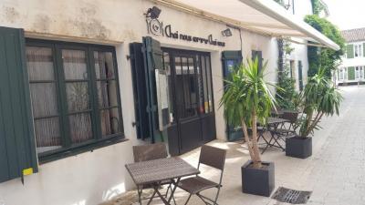 Chai Nous Comme Chai Vous - Restaurant - La Flotte