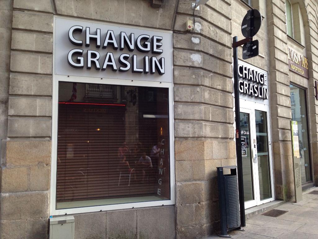 Change Graslin Nantes Monnaies Medailles Adresse Horaires Avis