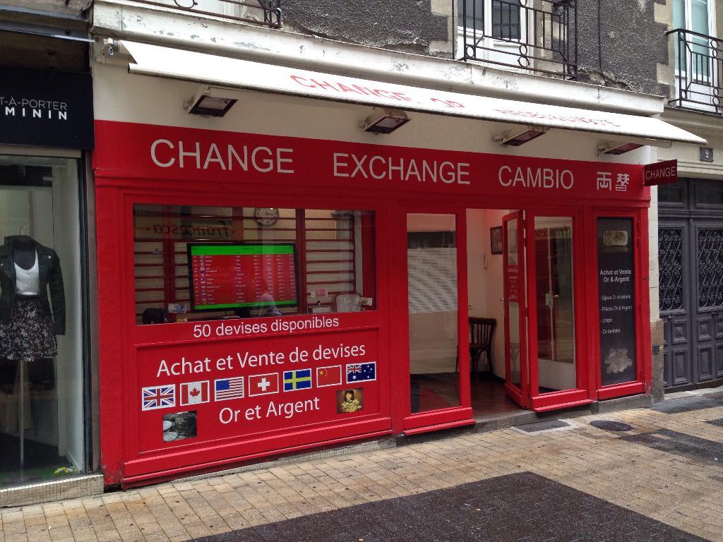 Change Nantes Royale Nantes Bureau De Change Adresse Avis