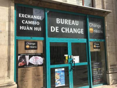 Change Orléans - Bureau de change - Orléans