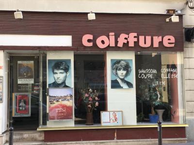 Chapuis Sandrine - Coiffeur - Paris
