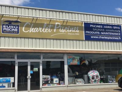 Charlet Piscines - Construction et entretien de piscines - Saint-Dizier