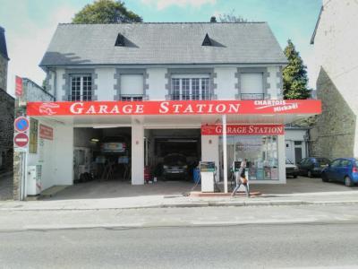Garage Station - Garage automobile - Fougères
