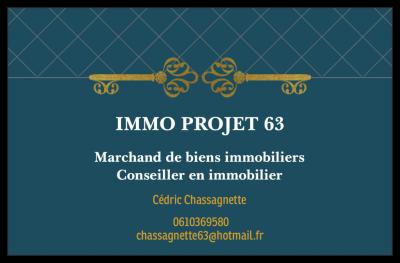 Chassagnette Cédric - Marchand de biens - Beaumont