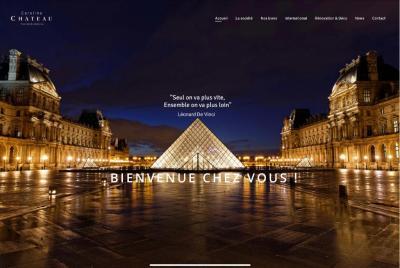 Caroline Chateau - Agence immobilière - Paris