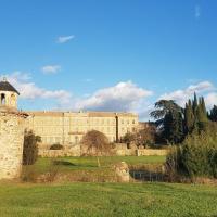 Château Abbaye de Cassan - ROUJAN