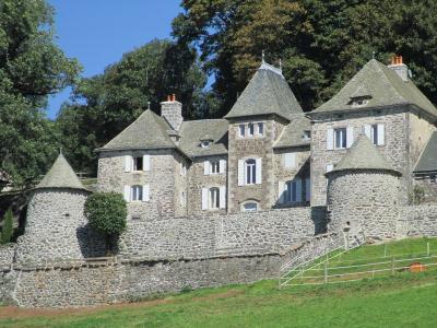 Château Du Puech - Chambre d'hôtes - Curières