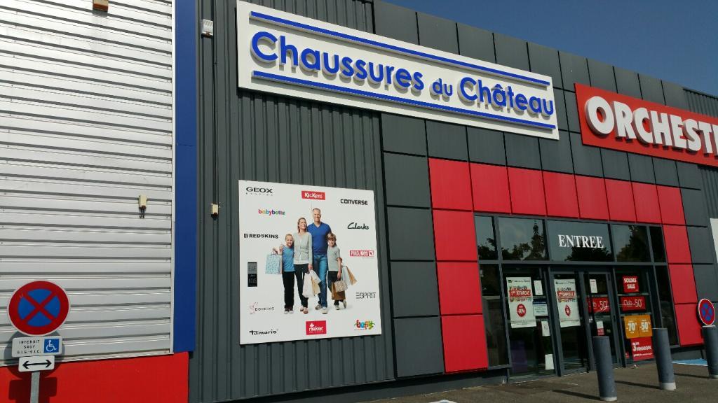 Chaussures Du Château L'Isle Jourdain Magasin de