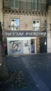 Chauvin Robert - Tatouages - Nantes