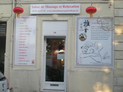 Chen Wei Massage - Relaxation - Bordeaux