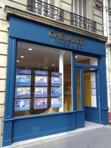 Chevalier Immobilier - Conseil en immobilier d'entreprise - Paris
