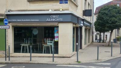 Chez Alphonse - Café bar - Poitiers